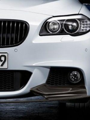 BMW M Performance Frontsplitter Carbon für die BMW 5er F10 F11