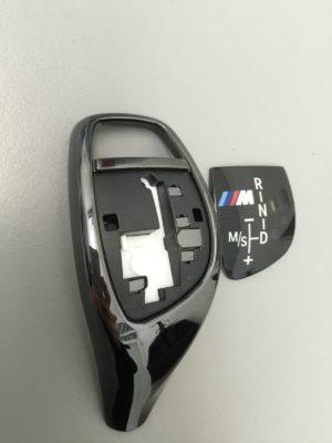 BMW 8 Gangwahlschalter Automatik Blende M F10 F11 F12 F13 Keramik Applikation